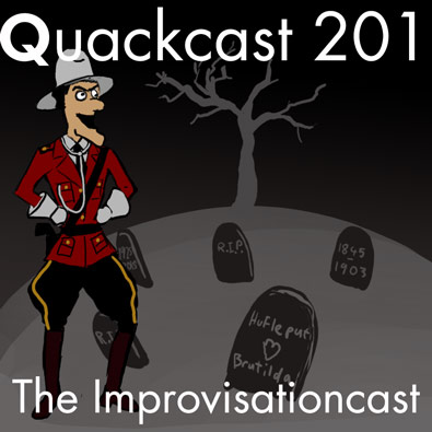 Episode 201 - The Improvisationcast
