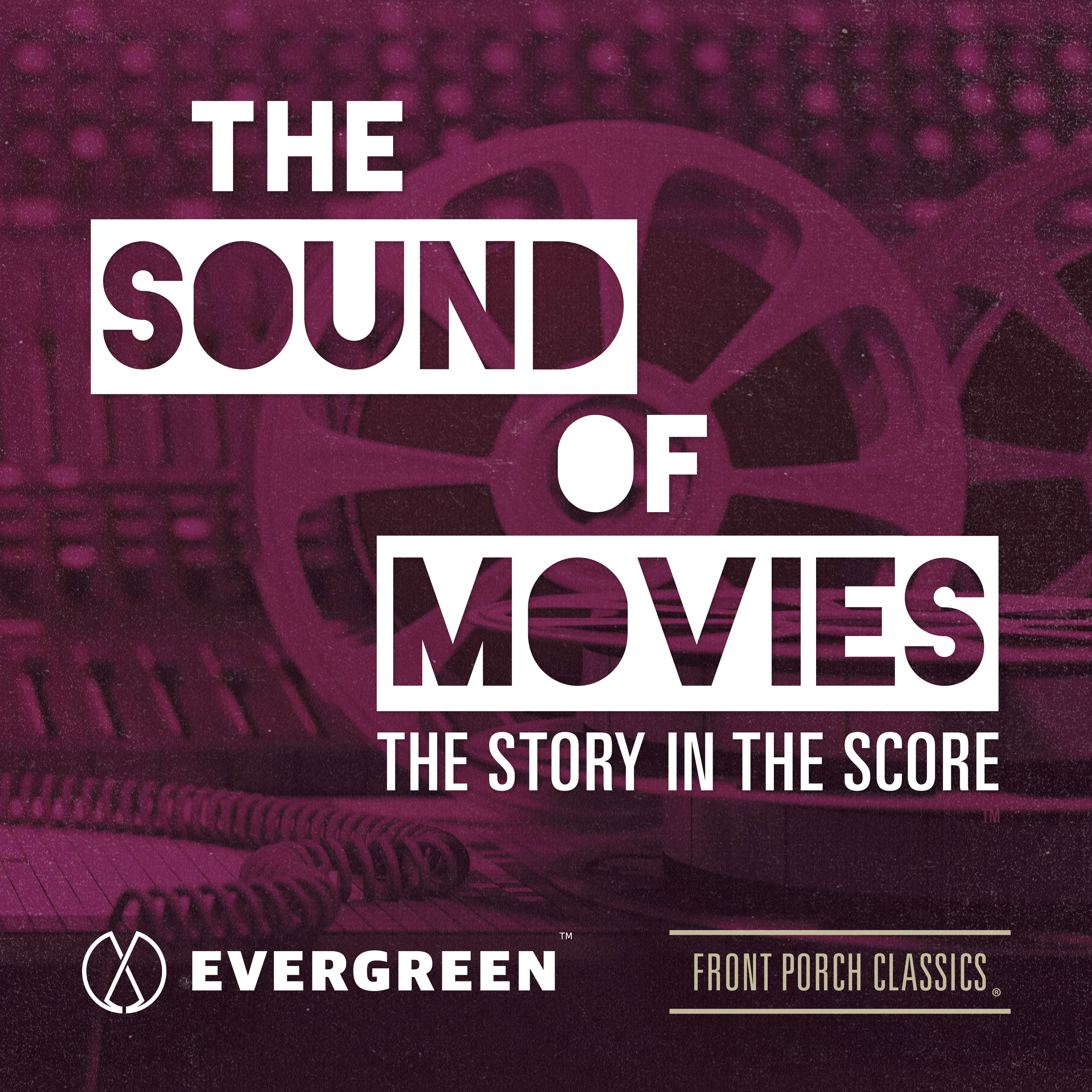The Sound of Movies show art