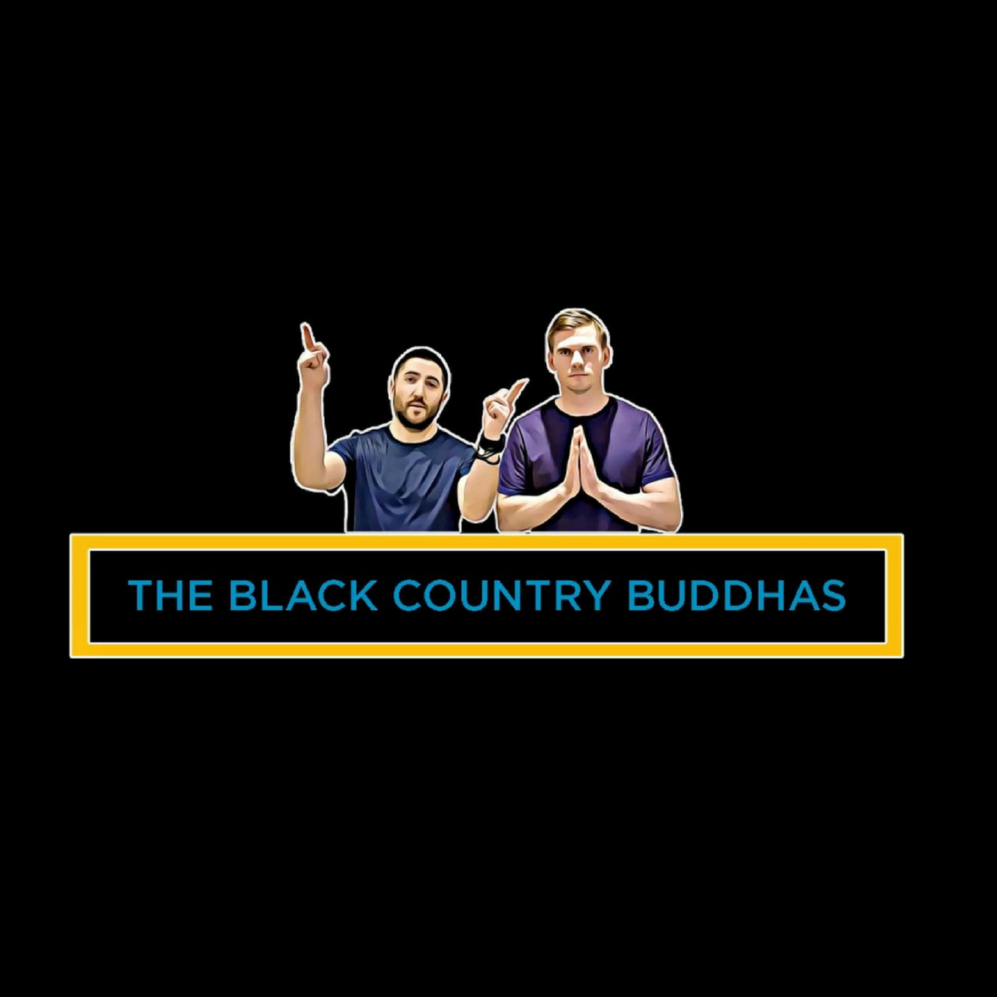 The Black Country Buddhas Podcast