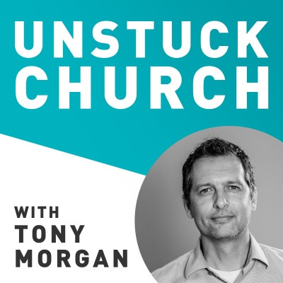 The Unstuck Church Podcast show image