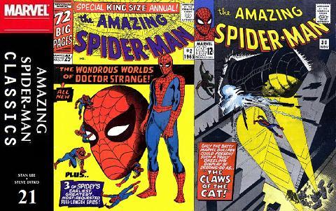 021 ASM Classics - Amazing Spider-Man Annual 2 and 30
