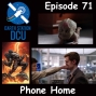 Artwork for The Earth Station DCU Episode 71 – Phone Home
