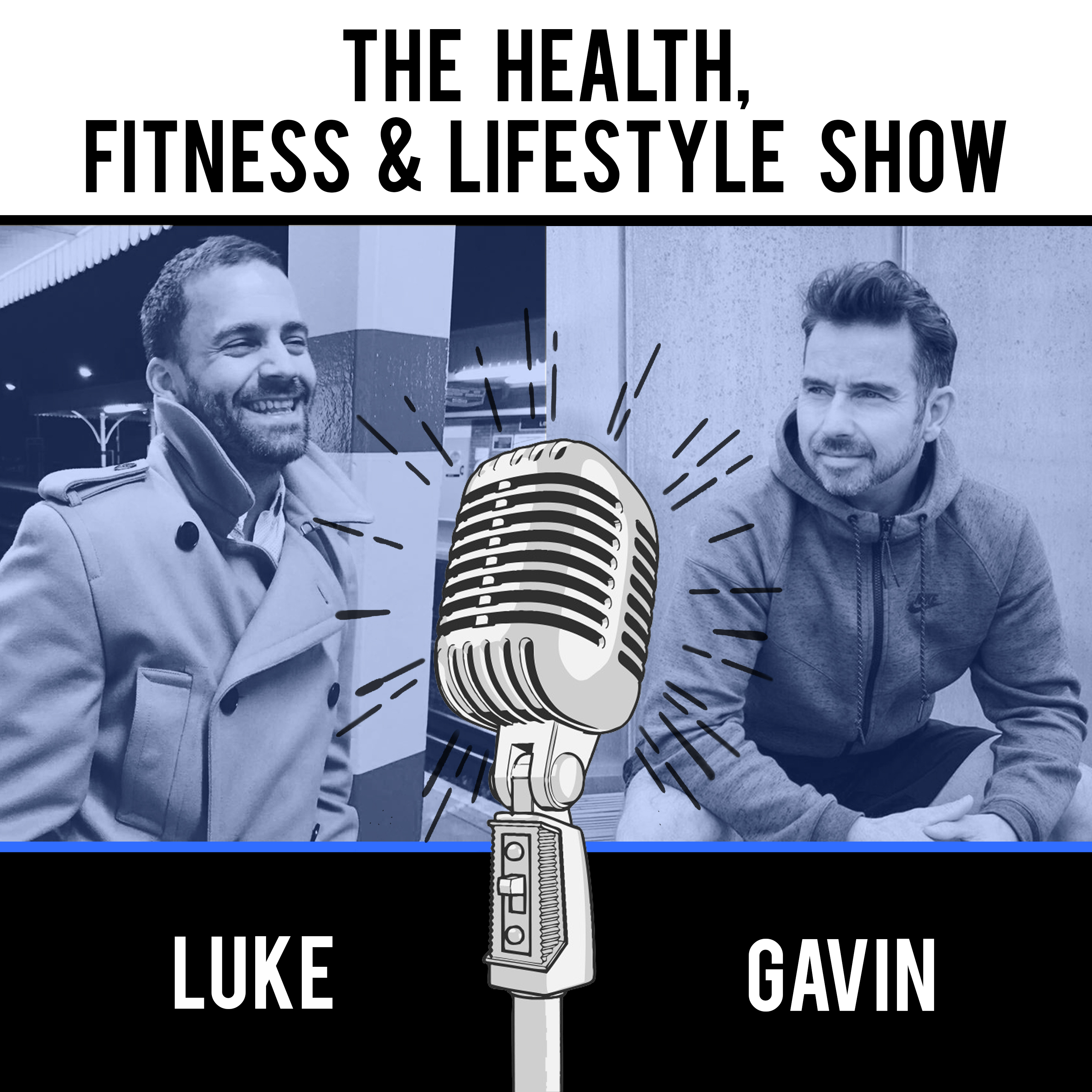 The Health, Fitness & Lifestyle Show show art