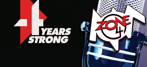 Zone 4 #248: Four Years and Counting!