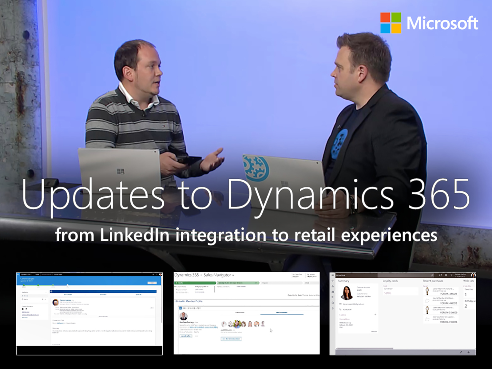 Artwork for Updates to Dynamics 365