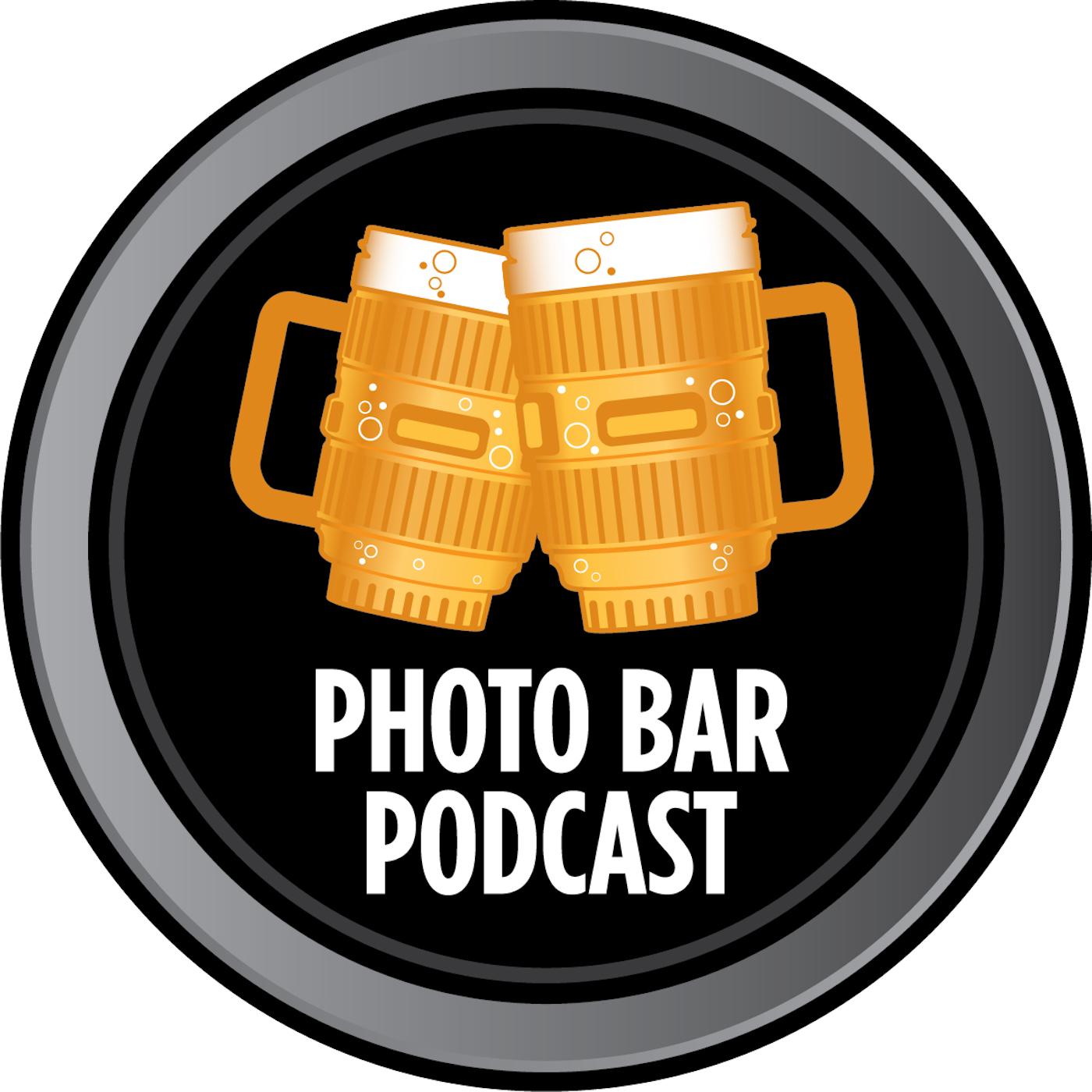 The Photo Bar Podcast show art