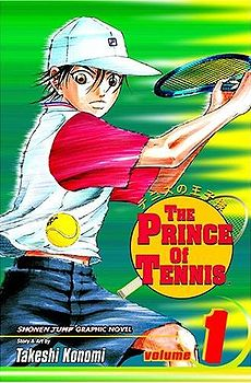 Podcast Episode 176: The Prince of Tennis Volume 1