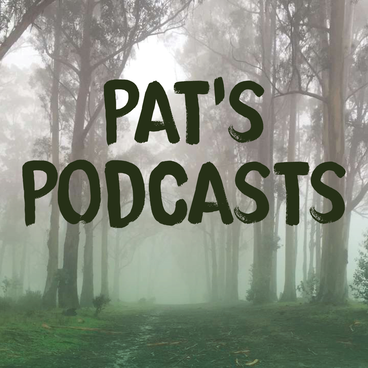 Pat's Podcasts  show art