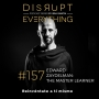 Artwork for Edward Zaydelman: how to be a master-apprentice - Disrupt Everything  #157