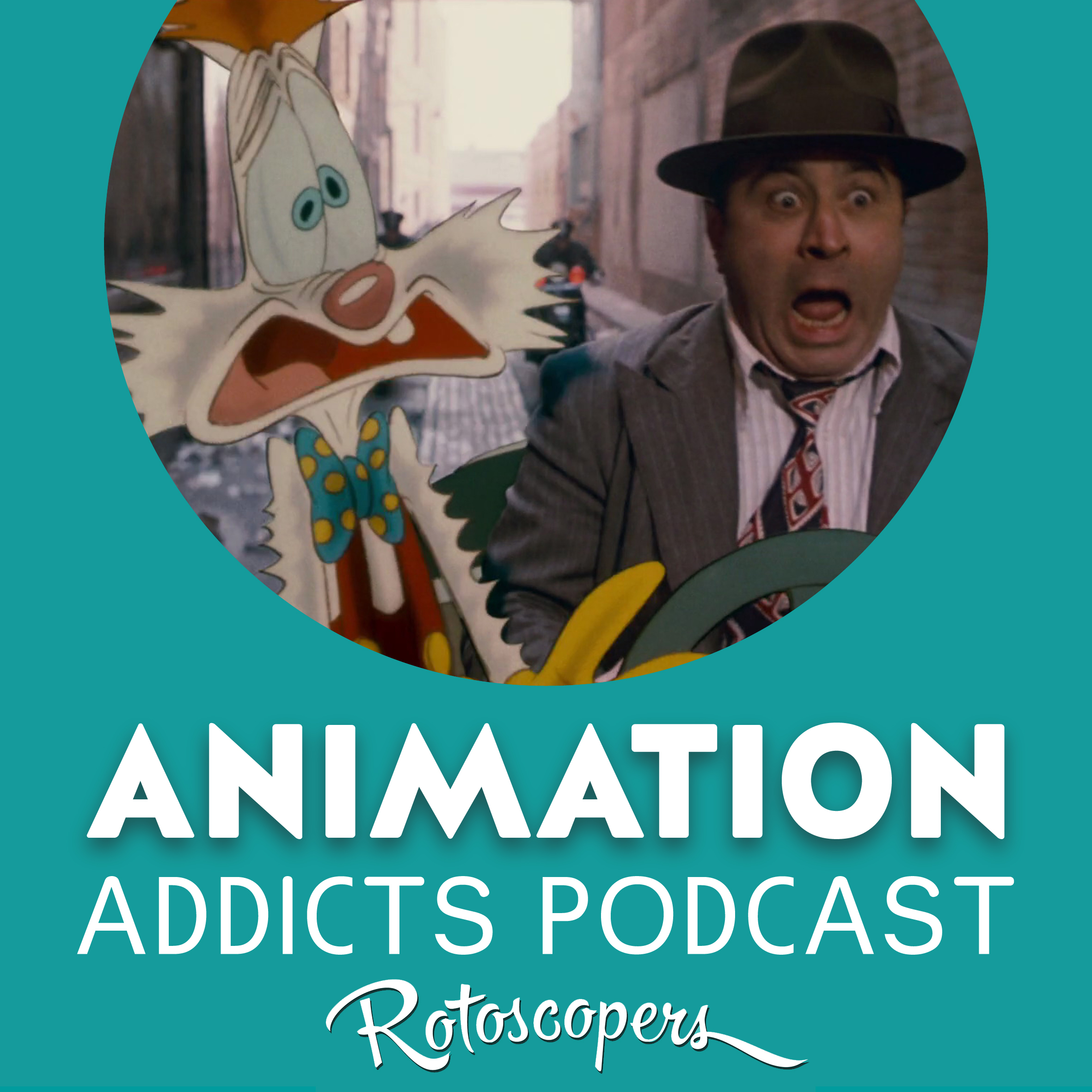 137 Who Framed Roger Rabbit - I'm Not Bad, I'm Just Drawn That Way