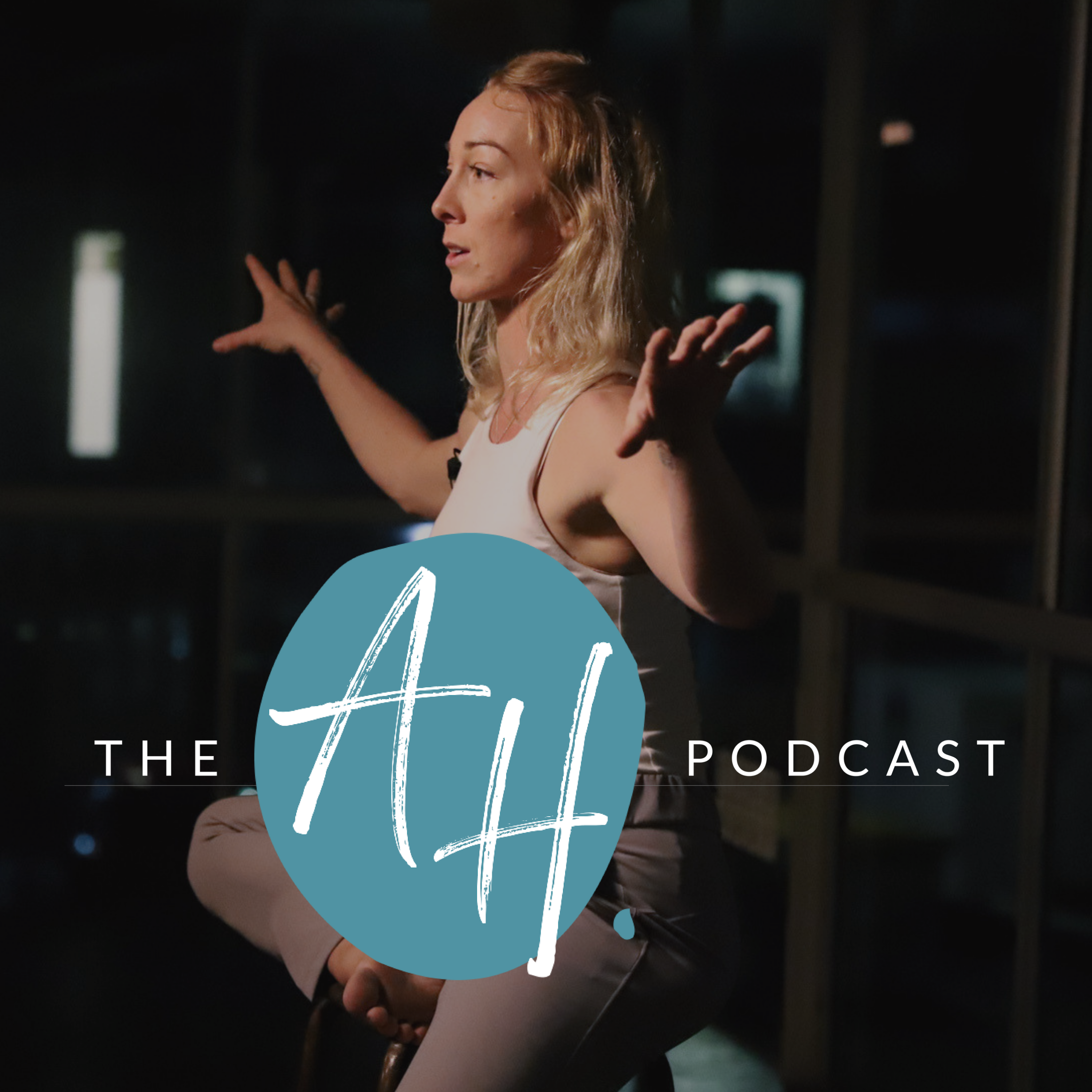 The Amber Hawken Podcast show art