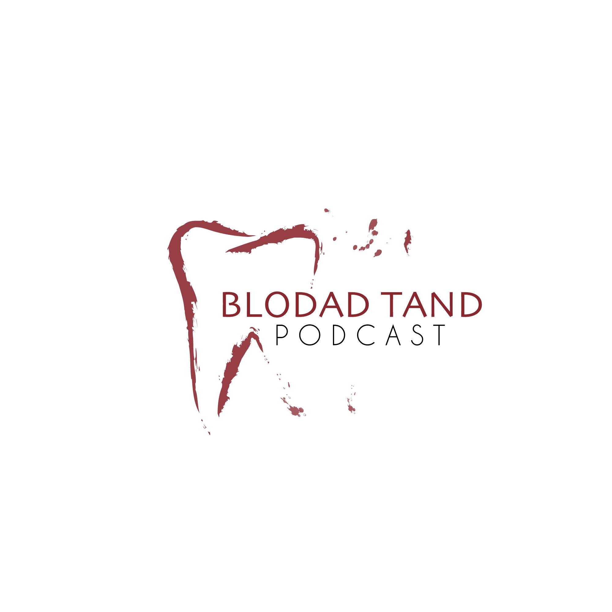 Blodad tand show art