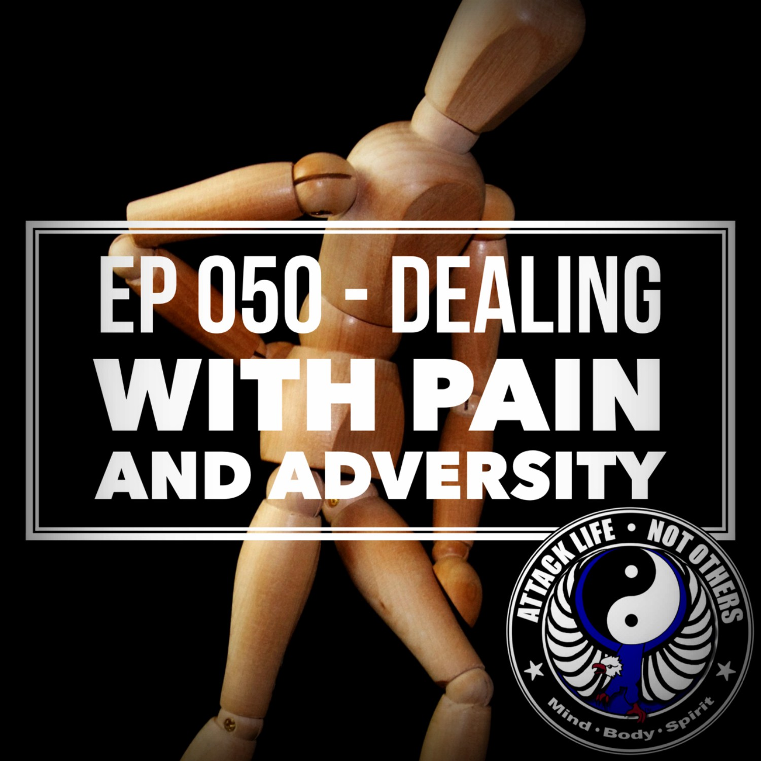 Artwork for Ep 050 - Dealing With Pain and Adversity
