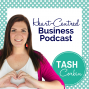 Artwork for #141 Awkward convo time about your biz strategy - #tashmas Day 9