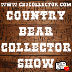 Artwork for Country Bear Jamboree 1977 Hal Leonard Publishing Big Al Country Book Collector Show 07