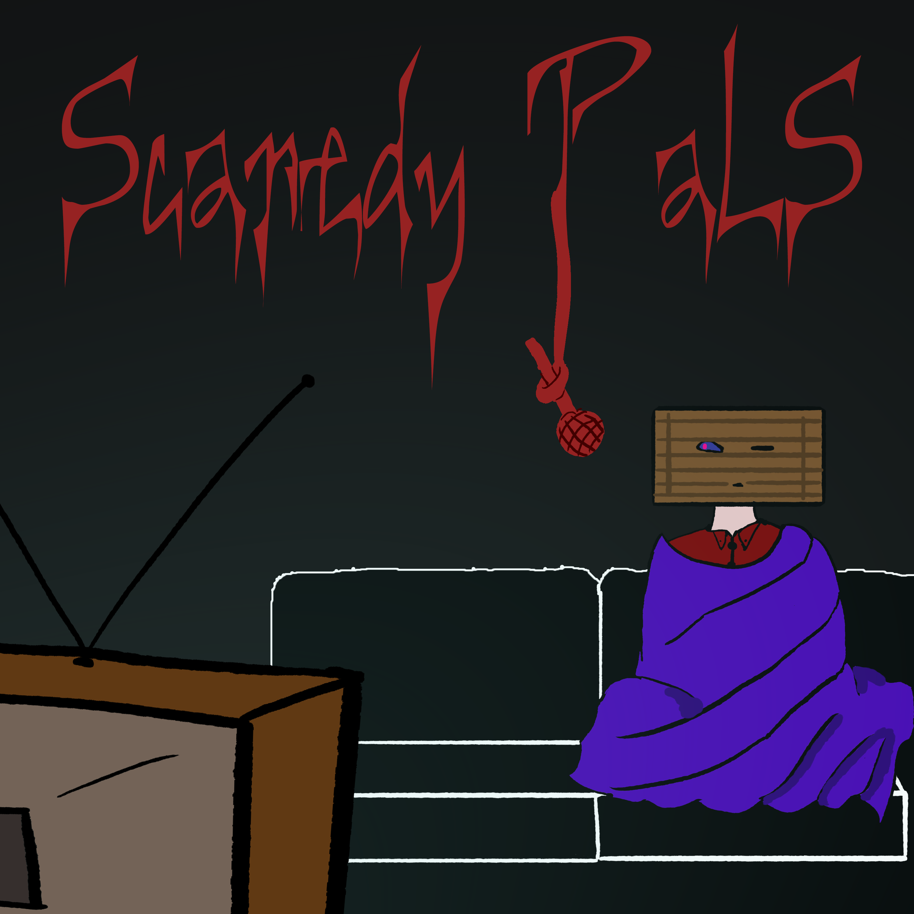 Scaredy Pals show image