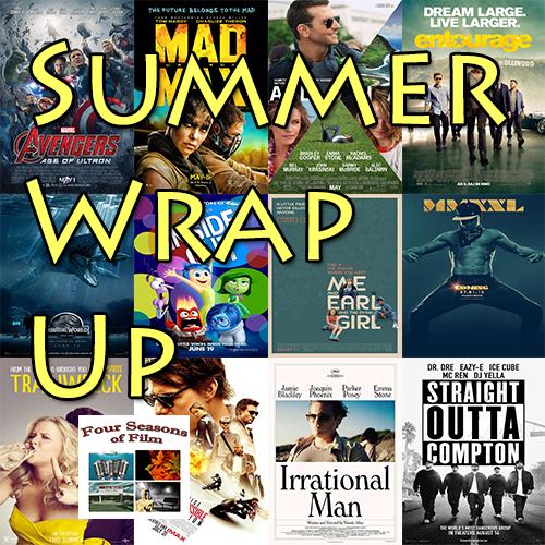 Artwork for Episode 9.14 - Summer Wrap-Up 2015