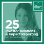 Artwork for Investor Relations and Impact Reporting with Rachel Rosenthal