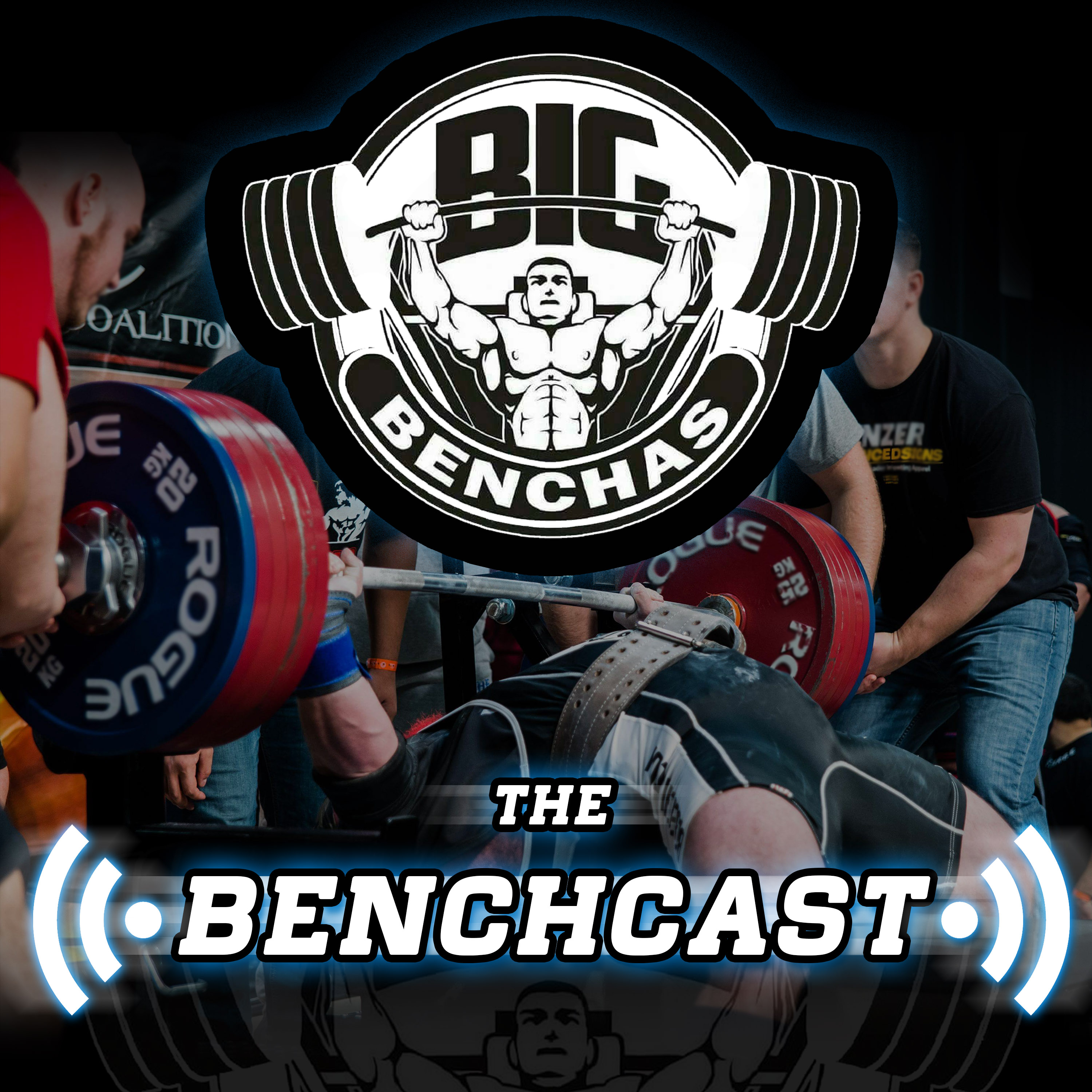The BenchCast show art