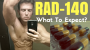 Artwork for RAD140 (Testolone) – Results, Clinical Trials & Reviews