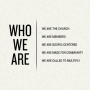 Artwork for We Are The Church