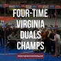 Artwork for Hokies win fourth Virginia Duals championship - VT76
