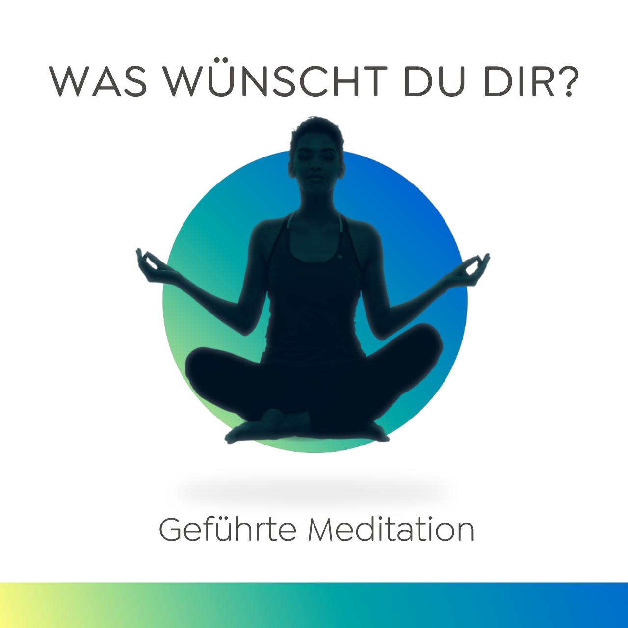 Geführte Meditation - Wunscherfüllung durch Visualisierung deiner Träume // Christina Grahn-Hommelsheim