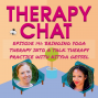 Artwork for 141: Bringing Yoga Therapy Into A Talk Therapy Practice