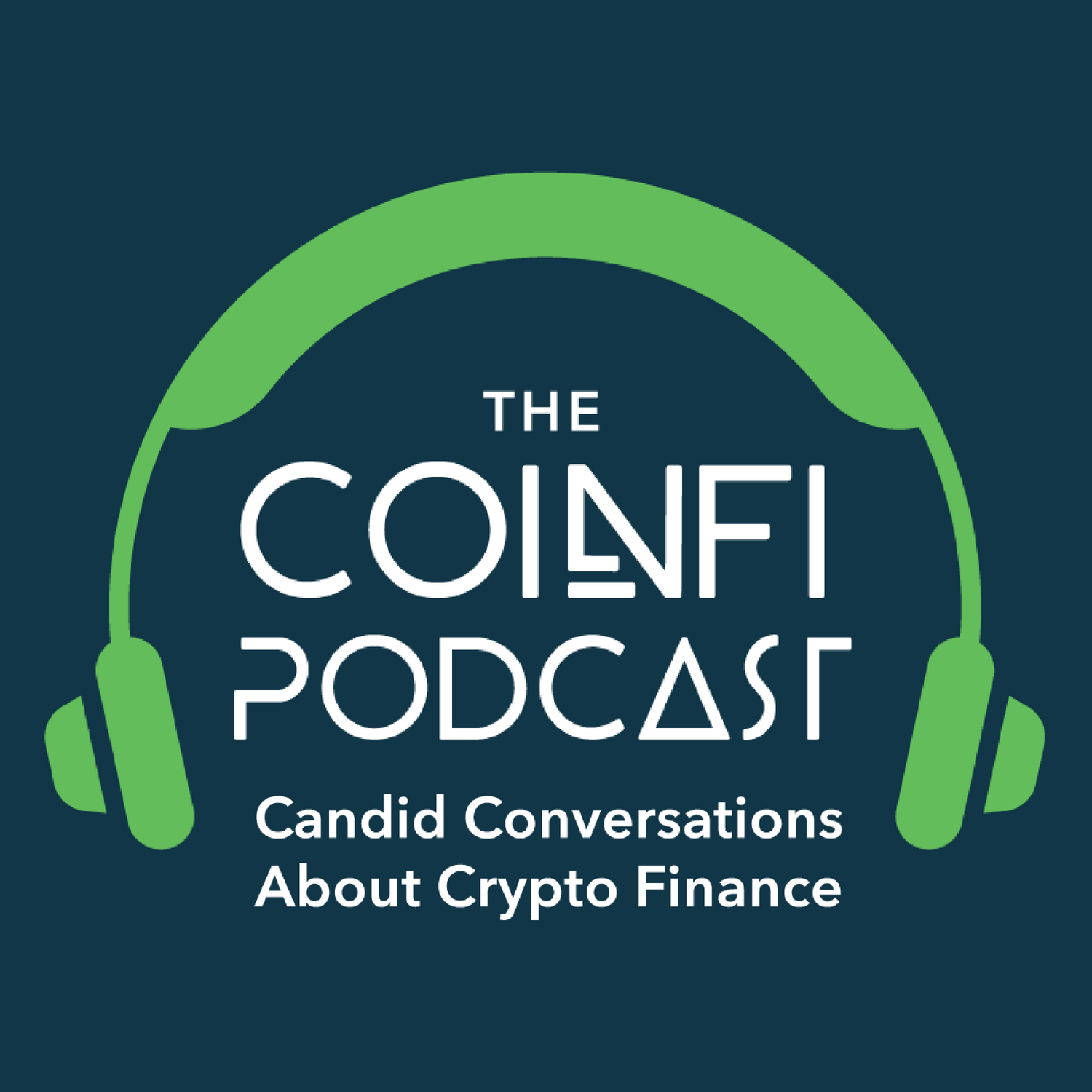 The CoinFi Podcast: Conversations About Crypto Finance (Bitcoin, Ethereum, Blockchain, ICOs, Cryptocurrency) show art