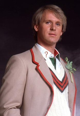 Tim's Take On:Episode 5(The Fifth Doctor)