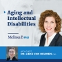 Artwork for EP12: Aging with Intellectual and Developmental Disabilities with Dr. Lieke van Heumen