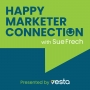 Artwork for Sue Frech – Welcome to Happy Marketer Connection