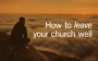 Artwork for Dechurched: How to leave a church part 1