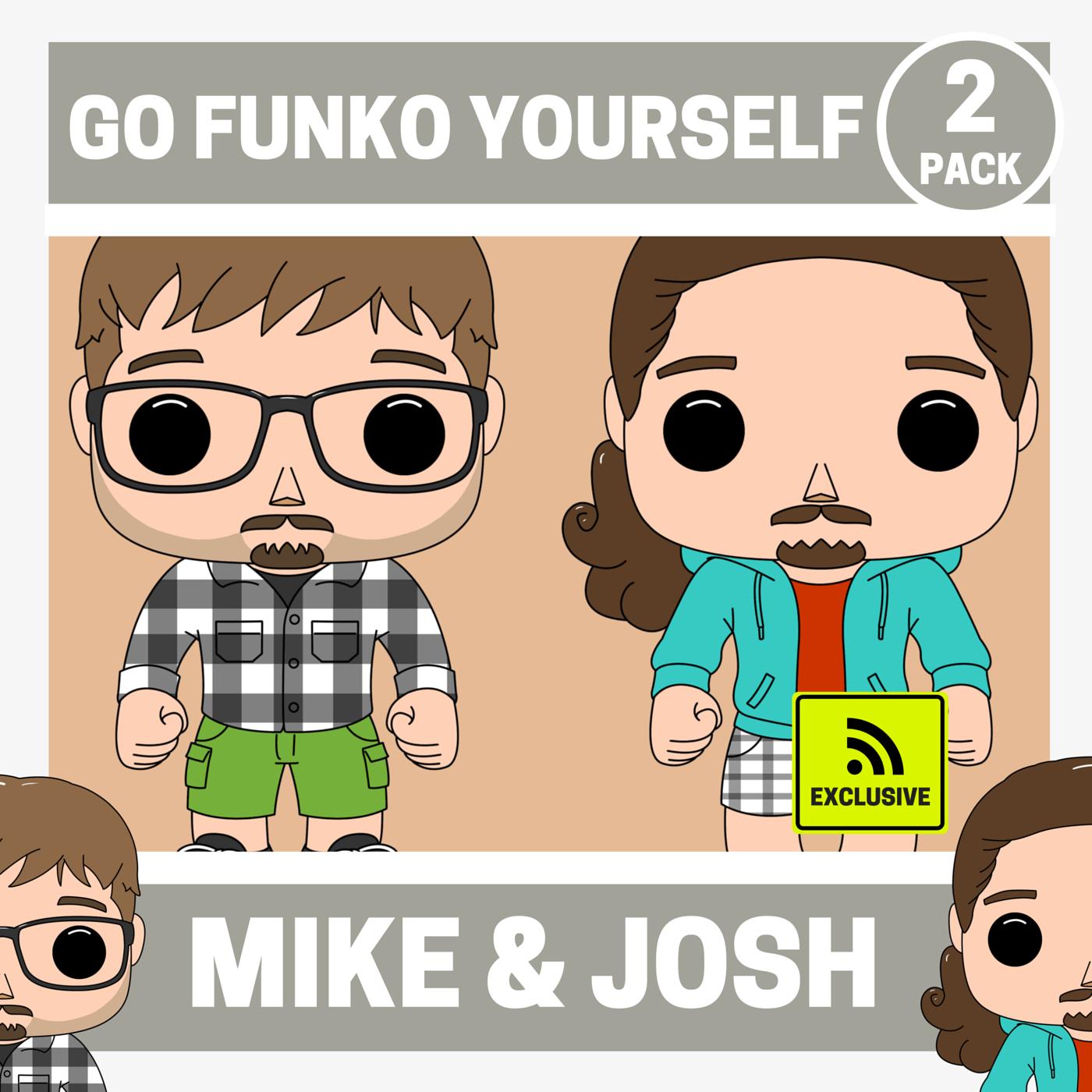 Go Funko Yourself: The Unofficial Funko Podcast logo