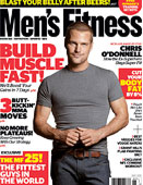 Men's Fitness' Editor-in-Chief Roy S Johnson Reveals The 25 Fittest Men in the World