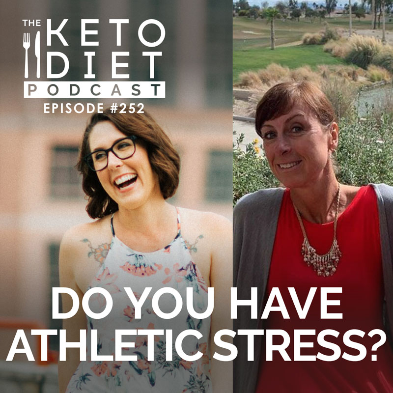 #252 Do You Have Athletic Stress? with Debbie Potts
