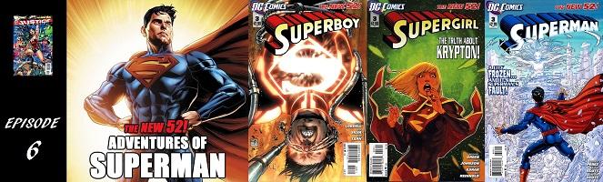 06 Superboy Supergirl Superman 3