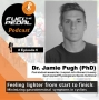 Artwork for FTP #6: Jamie Pugh, PhD - Feeling lighter from start to finish: Minimizing gastrointestinal symptoms in cyclists