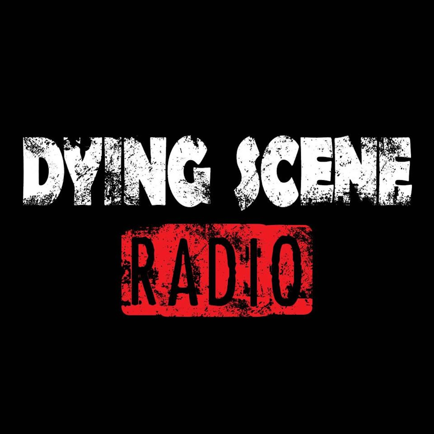 Dying Scene Radio (Official) show art