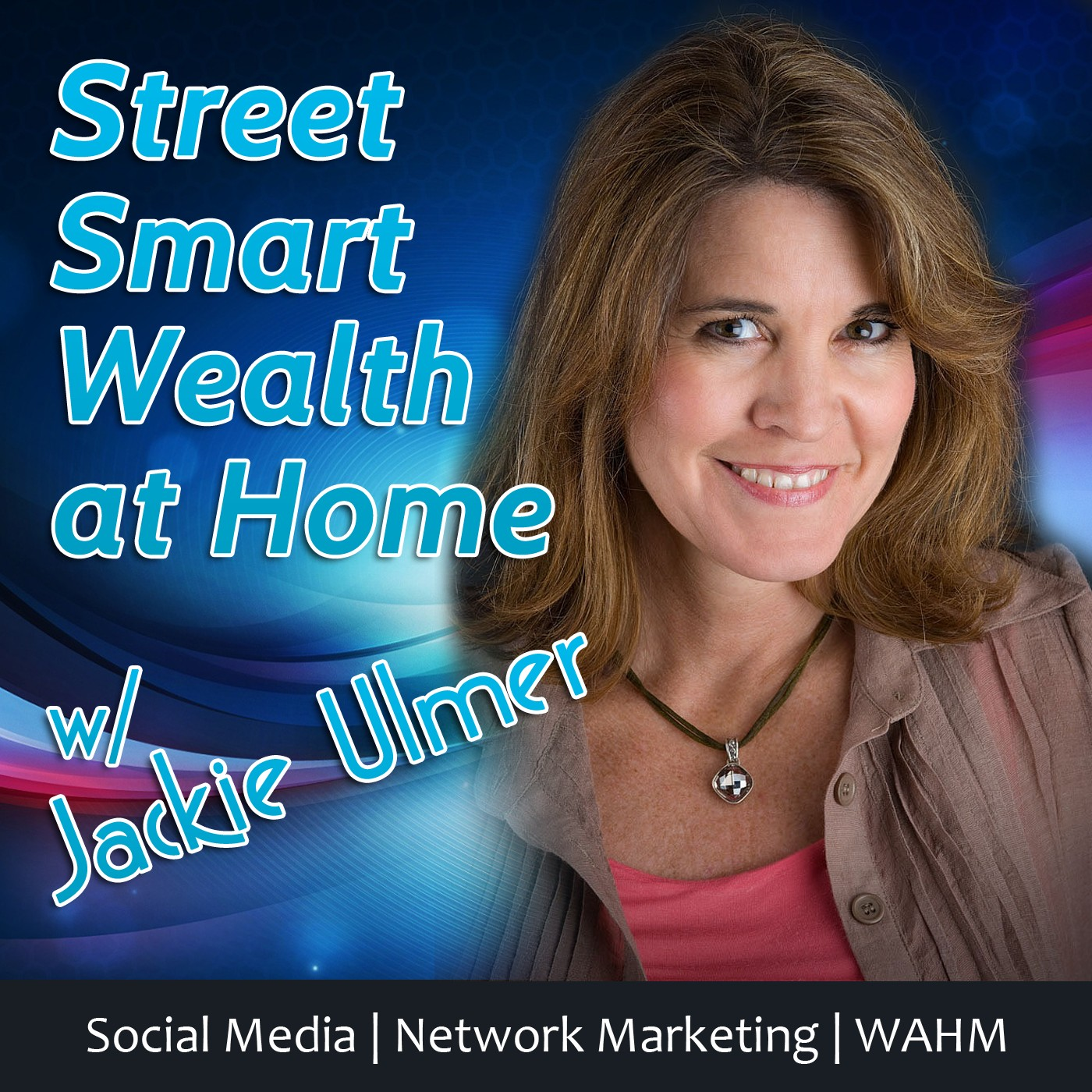 Network Marketing Success Skills - Street Smart Wealth show art