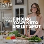Artwork for #082 Finding Your Keto Sweet Spot with Meg Doll