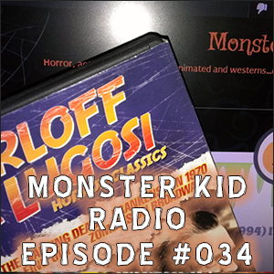 Monster Kid Radio #034 - Rich Chamberlain, Bela Lugosi, and Boris Karloff - Part One