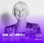 Artwork for Sue Campbell: On the power of football to inspire girls