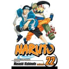 Episode 77: Naruto Volume 22 by Masashi Kishimoto