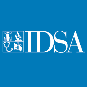 Infectious Diseases Society of America Guideline Update  logo