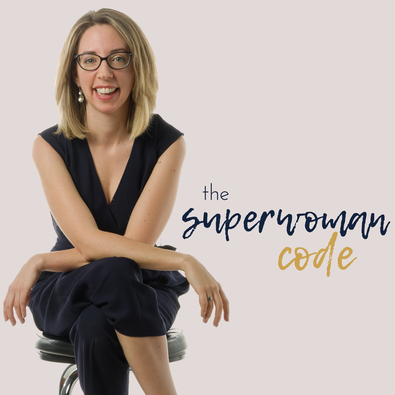 The Superwoman Code show art