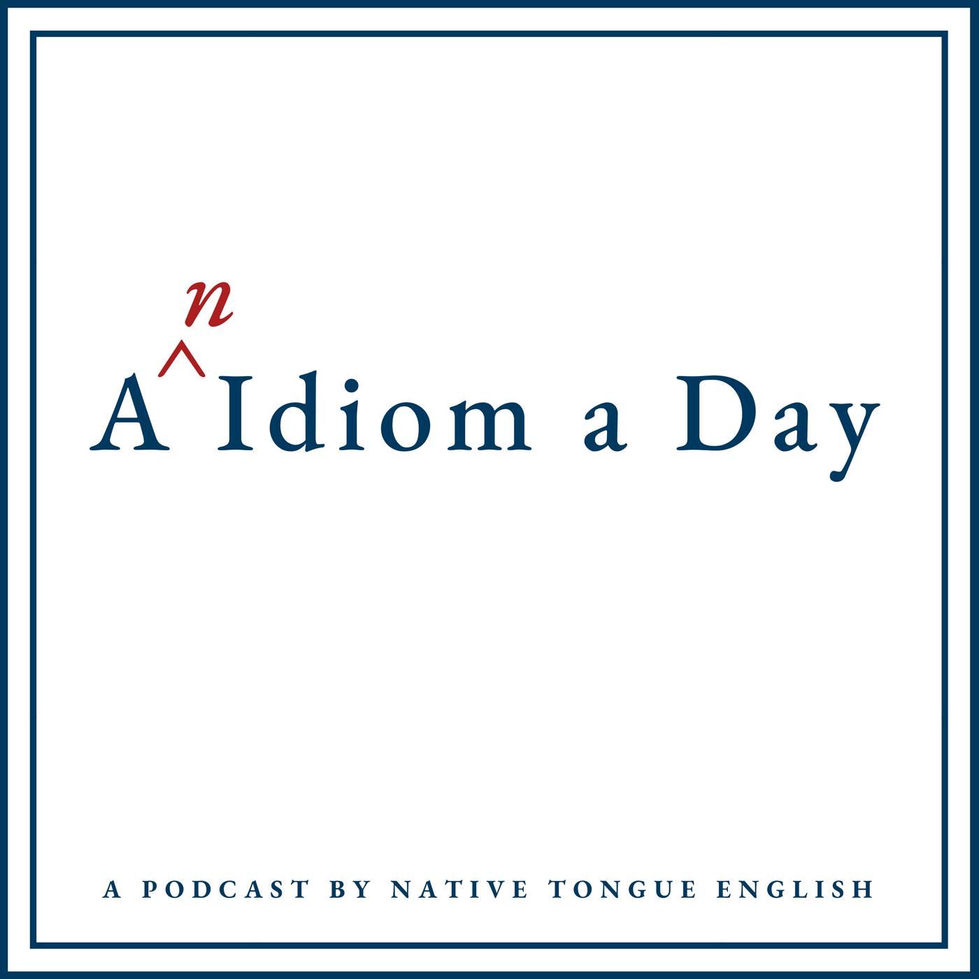 An Idiom a Day