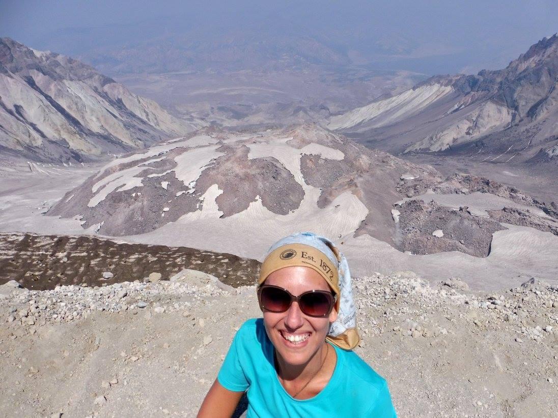 Arianna Mt. Saint Helens
