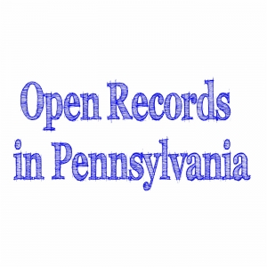 Open Records in Pennsylvania