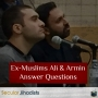 Artwork for EP46: Ex-Muslims Ali & Armin Answer Questions